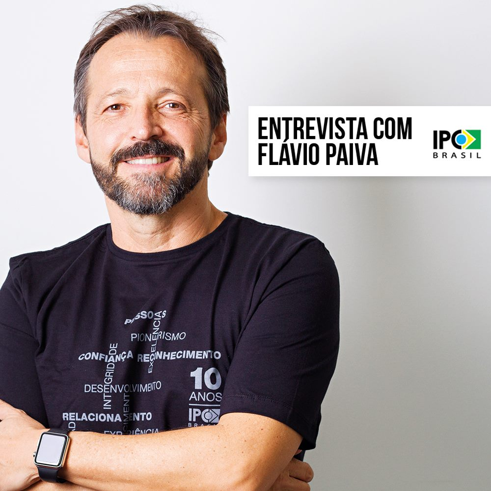 Entrevista com Flávio Paiva, CEO e fundador da IPC