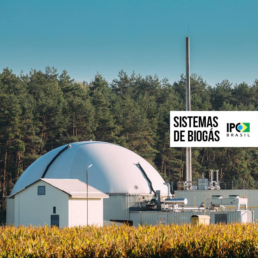 Sistemas de Biogás crescem de produção no Brasil